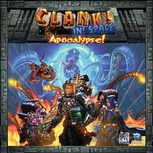 Clank in Space - Apocalypse-Renegade Game Studios-Game Kings