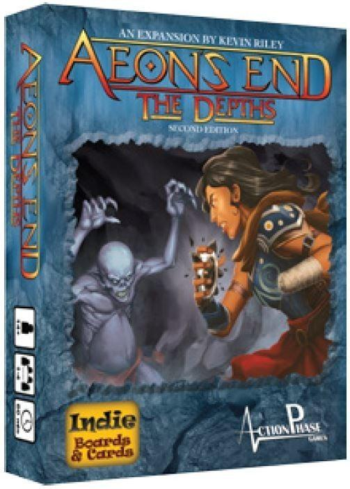 Aeon's End - The Depths Expansion-Indie Games-Game Kings