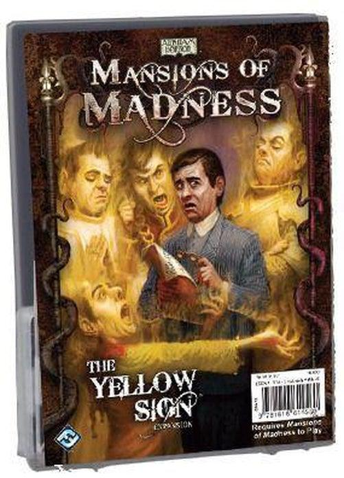 Mansions of Madness - The Yellow Sign-Game Kings-Game Kings