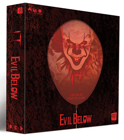IT - Evil Below-Usaopoly-Game Kings