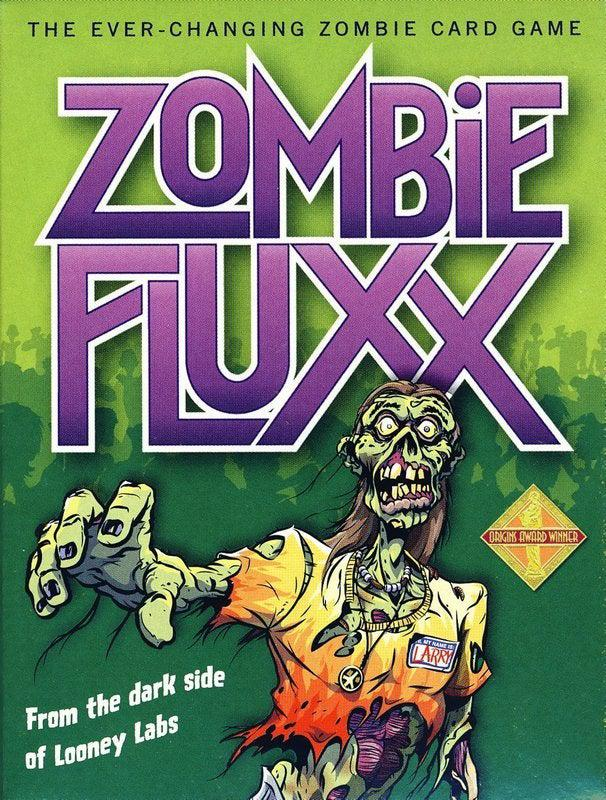 Zombie Fluxx - Card Game-Looney Labs-Game Kings