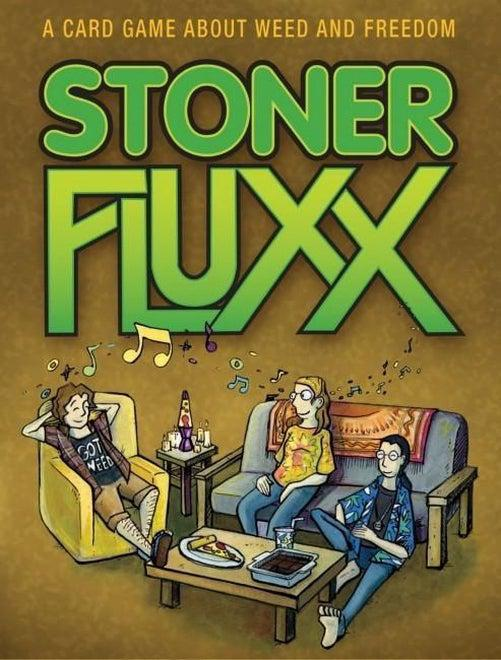 Stoner Fluxx-Game Kings-Game Kings