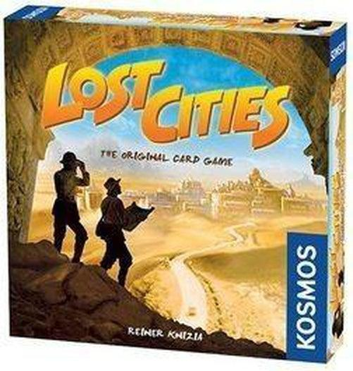 Lost Cities the Card Game-Kosmos Games-Game Kings