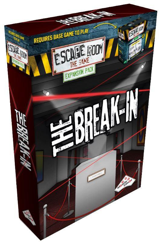 Escape Room - The Break-in-Identity Games-Game Kings