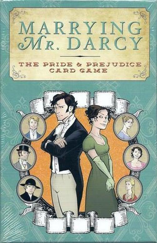 Marrying Mr Darcy-Game Kings-Game Kings