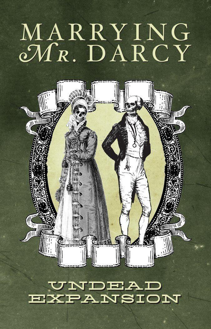 Marrying Mr Darcy Undead Expansion-Evensen Creative-Game Kings