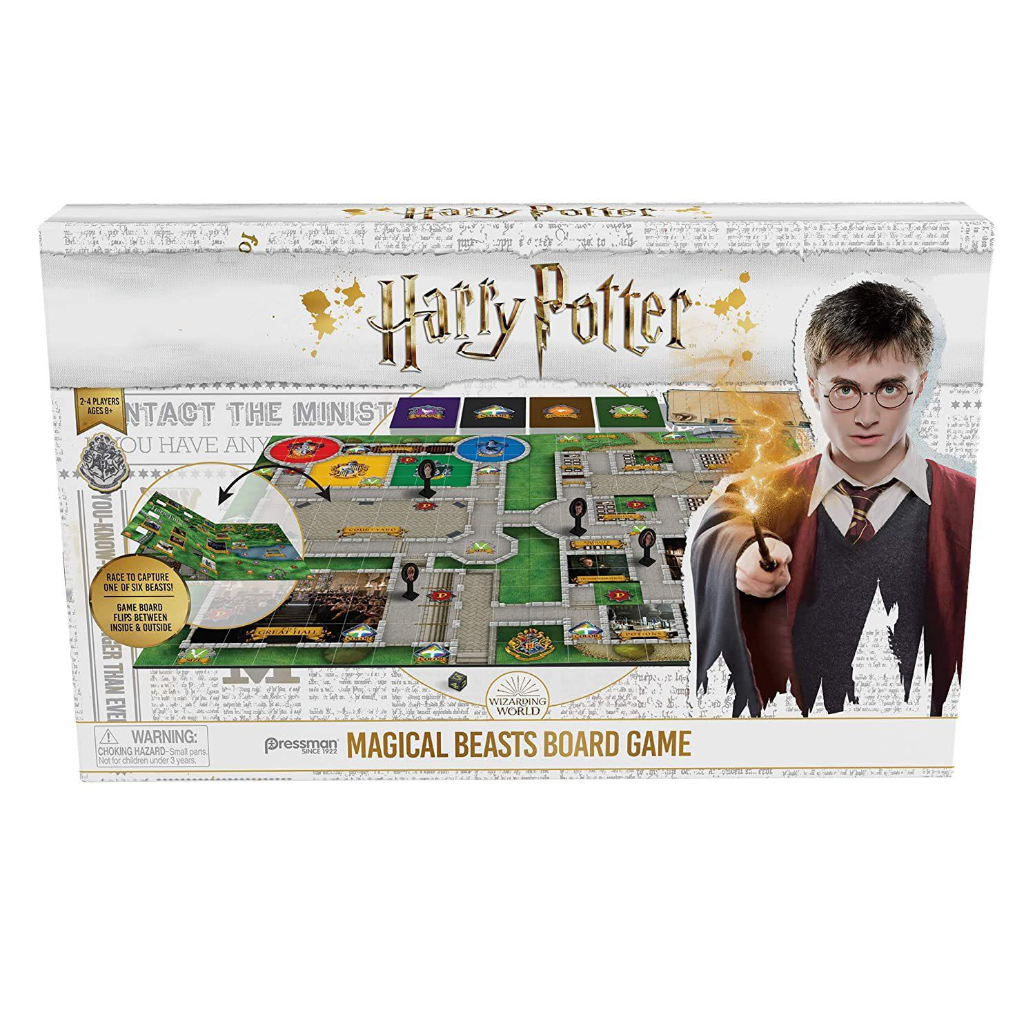 Harry Potter - The Quest for Magical Beasts-Harry Potter-Game Kings