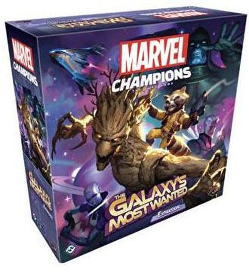 Marvel Champions: The Galaxy's Most Wanted Expansion-Marvel-Game Kings