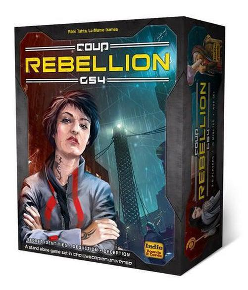 Coup Rebellion G54-Indie Games-Game Kings