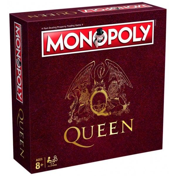 Monopoly - Queen Edition-Winning Moves-Game Kings