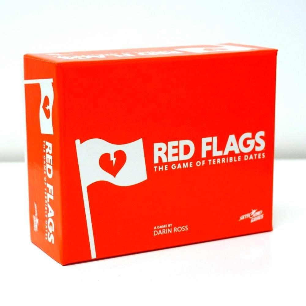 Red Flags - The game of terrible dates.-Superfight-Game Kings