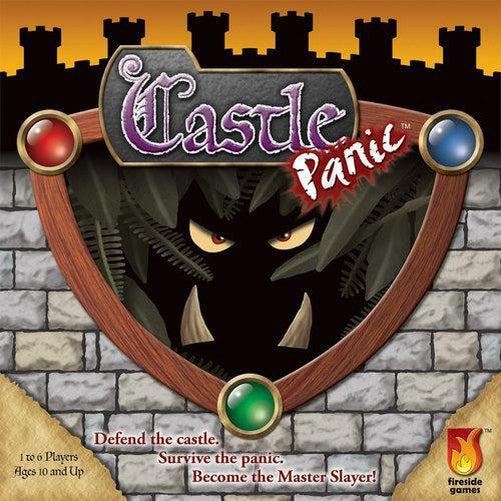 Castle Panic-Fireside Games-Game Kings