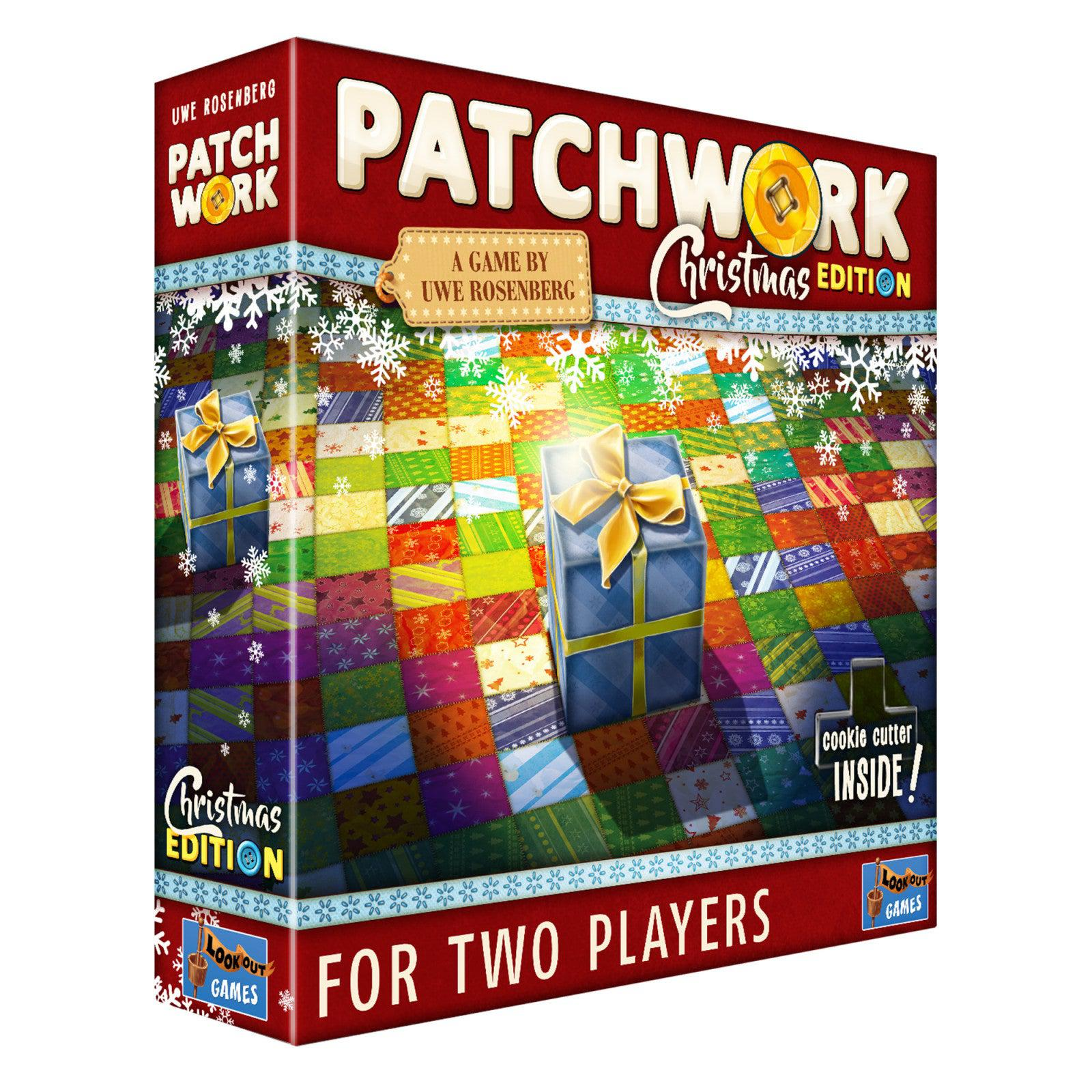 Patchwork Christmas Edition-Lookout Games-Game Kings