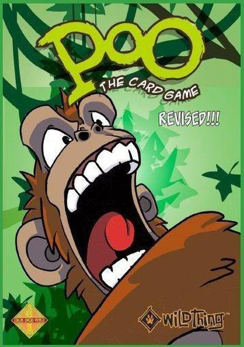 POO the Card Game (Revised Edition)