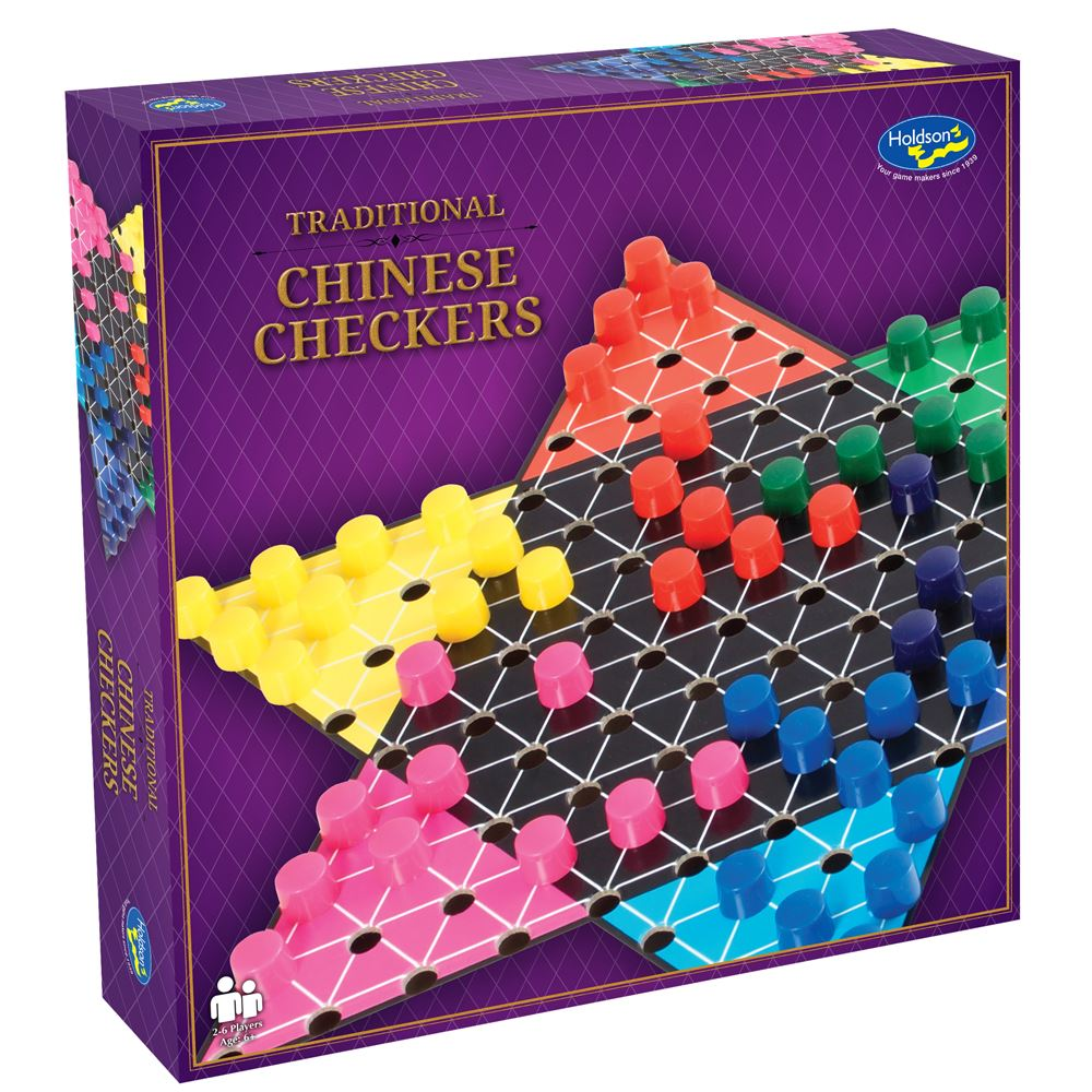 Holdson - Chinese Checkers-Game Kings-Game Kings