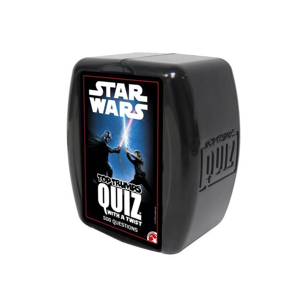 Top Trumps Quiz - Star Wars-Game Kings-Game Kings