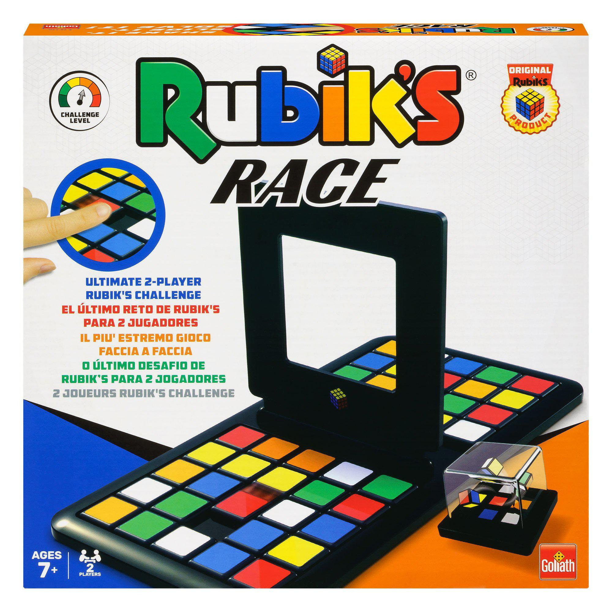 Rubik's Race-Goliath Games-Game Kings