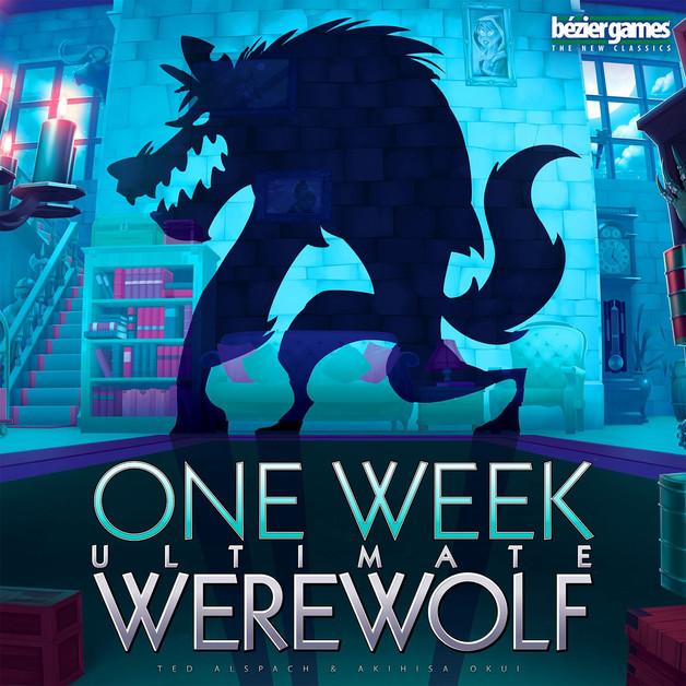 One Week Ultimate Werewolf-bezier games-Game Kings