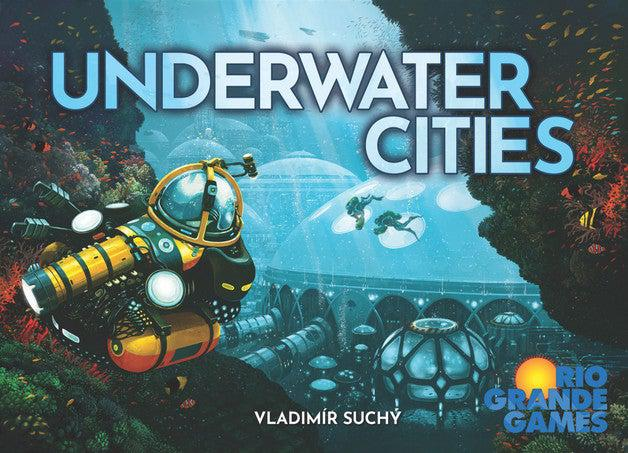 Underwater Cities-Rio Grande Games-Game Kings