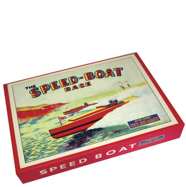 Retro Speed Boat-Retro Games-Game Kings