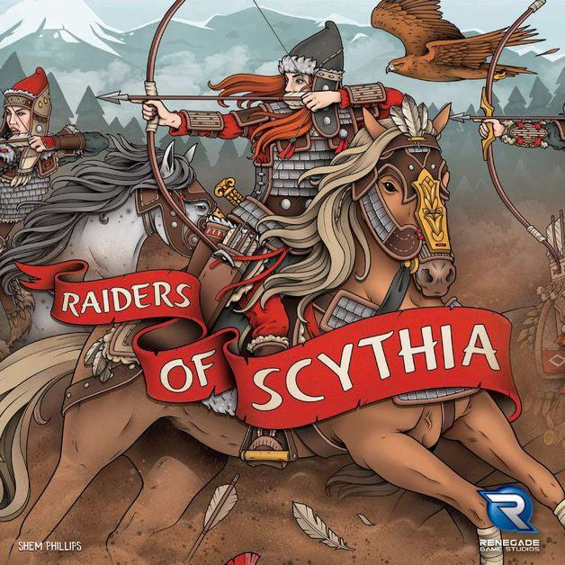 Raiders of Scythia-Garphill Games-Game Kings