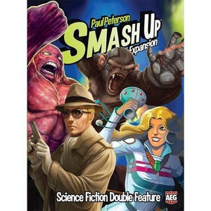 Smash Up Science Fiction Double Feature - Game Kings