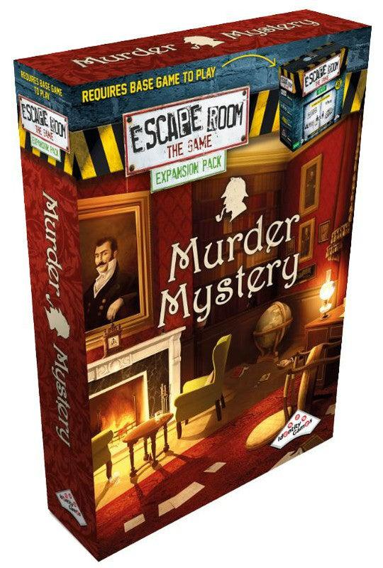 Escape Room The Game - Murder Mystery-Identity Games-Game Kings