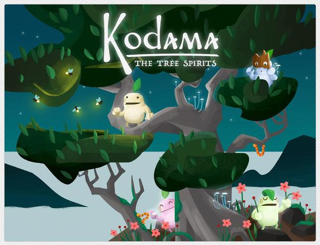 Kodama: The Tree Spirits-Indie Games-Game Kings