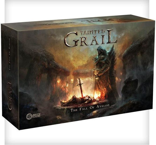 Tainted Grail - The Fall of Avalon-Awaken Realms-Game Kings