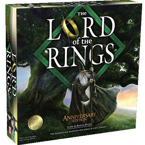 The Lord of the Rings Board Game (Anniversary Edition)-Lord of the Rings-Game Kings