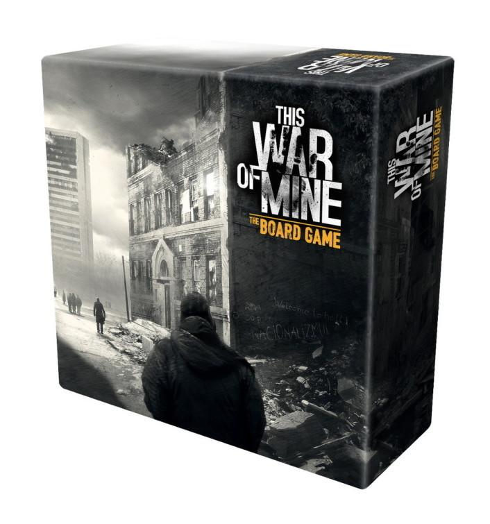 This War of Mine the Board Game-Game Kings-Game Kings