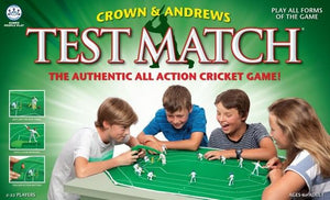Test Match - Board Game