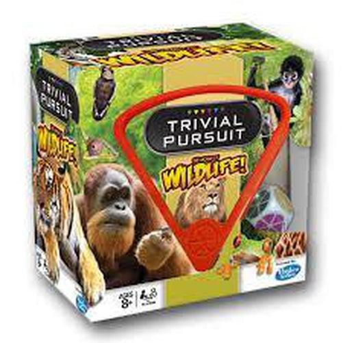 Trivial Pursuit - The World of Wildlife Edition-Hasbro-Game Kings