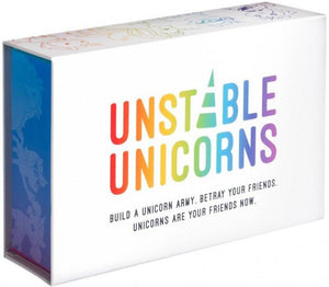 Unstable Unicorns Base Game - Game Kings