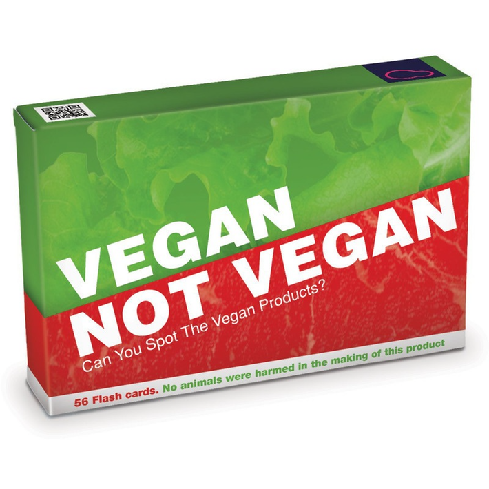 Vegan Not Vegan-Bubblegum Stuff-Game Kings