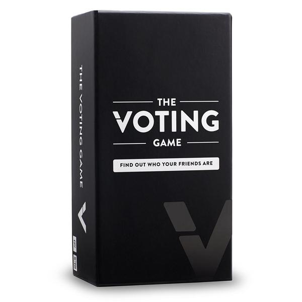 The Voting Game-The Voting Game-Game Kings