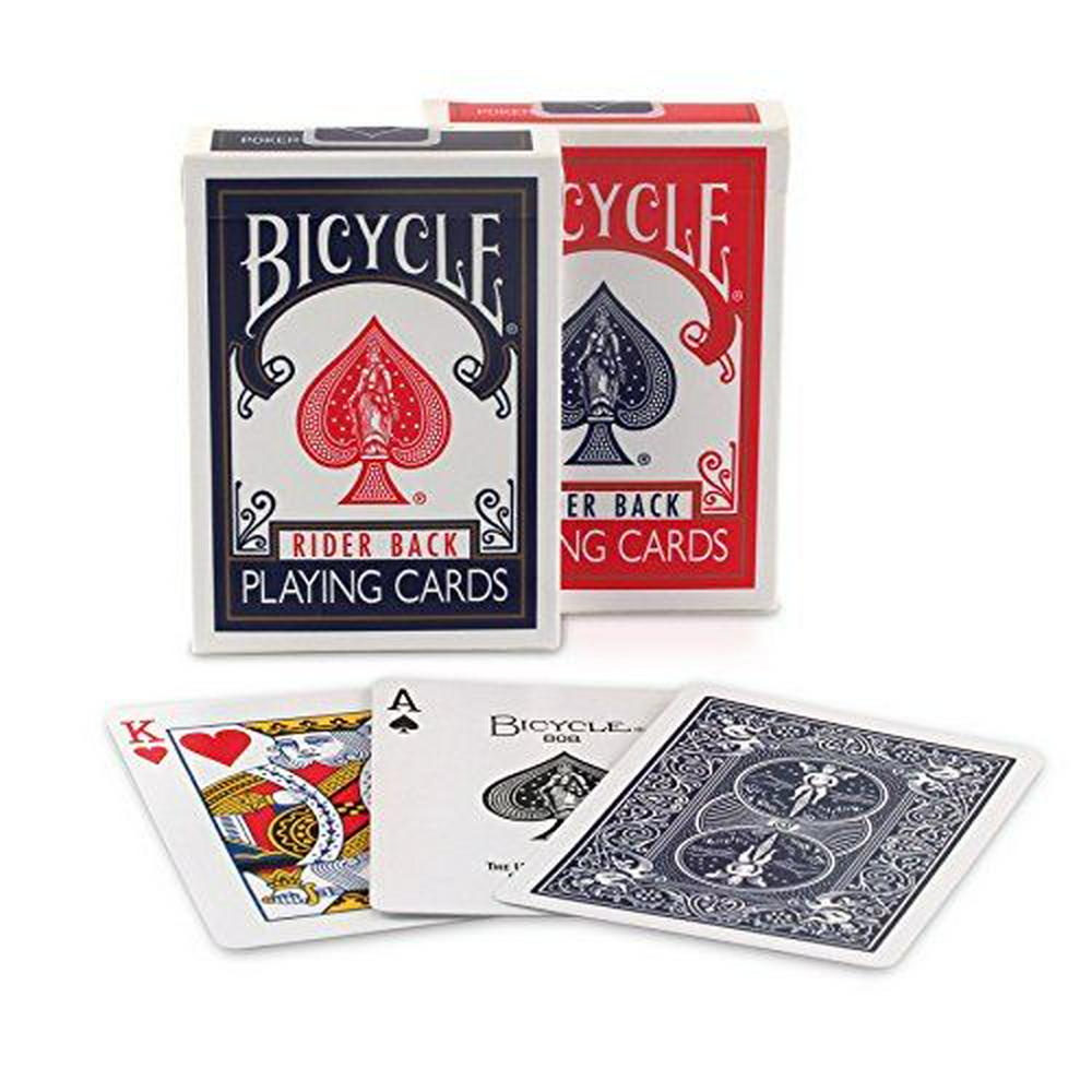 Bicycle Rider Back Playing Cards-Bicycle-Game Kings