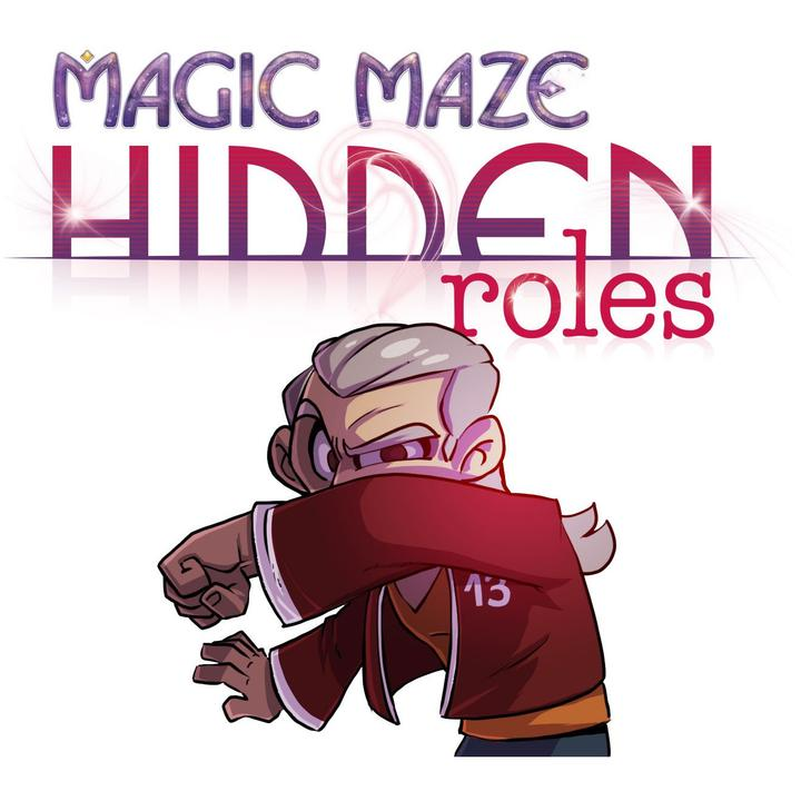 Magic Maze - Hidden Roles Expansion-Game Kings-Game Kings