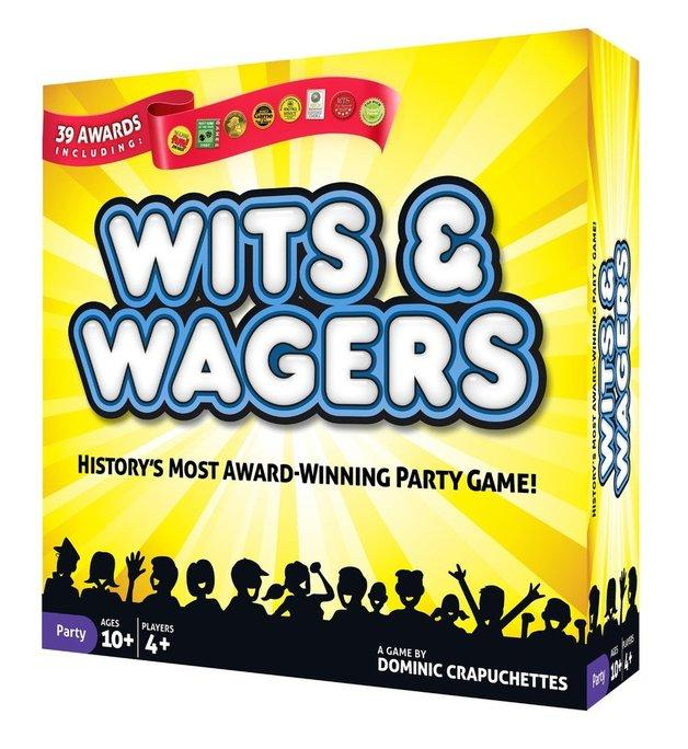 Wits & Wagers - Deluxe Edition-North Star Games-Game Kings