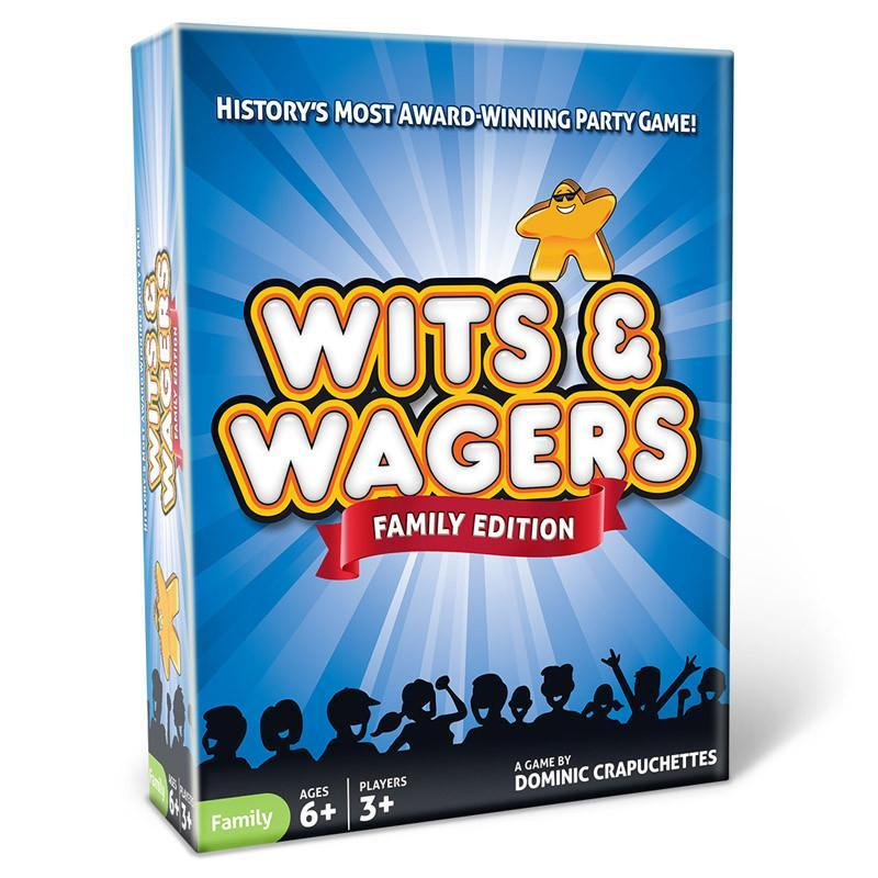 Wits & Wagers - Family Edition-North Star Games-Game Kings