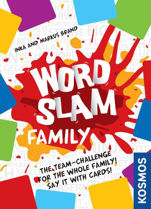 Word Slam - Family Edition