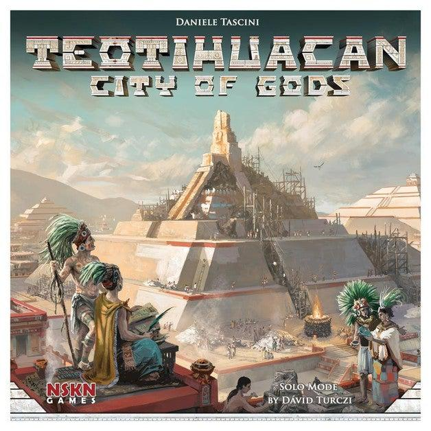 Teotihuacan - City of Gods-NSKN Games-Game Kings