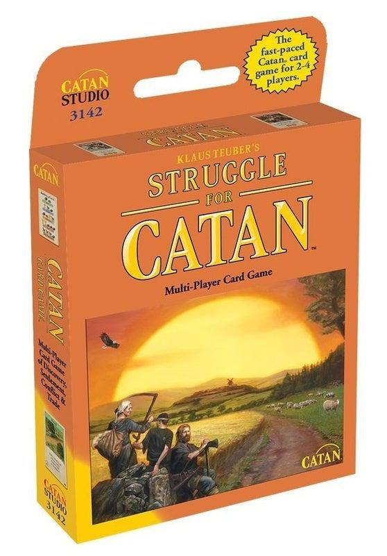 Struggle for Catan-Catan Studio-Game Kings