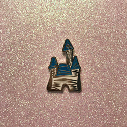 Ready to Ship Castle BBB + SEA Everyday Magic Pin