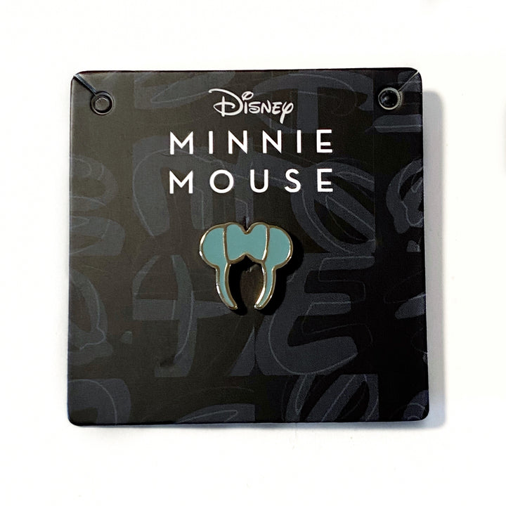 Minnie Mouse Mint Ears BAND BUTTON™