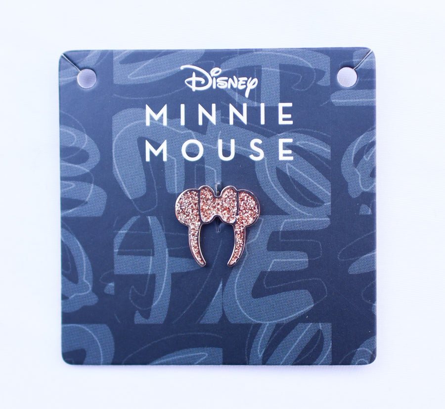 MINNIE MOUSE ROSE GOLD EARS BAND BUTTON™