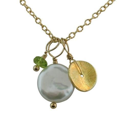 August Birthstone Jewelry: Peridot