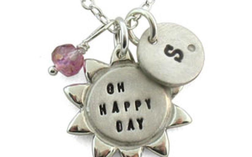 Hello Sunshine! Meet Our Newest Charm Necklace!