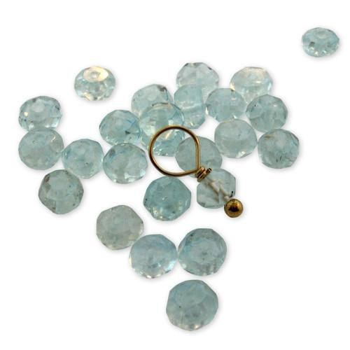 Aquamarine (March) - IsabelleGraceJewelry
