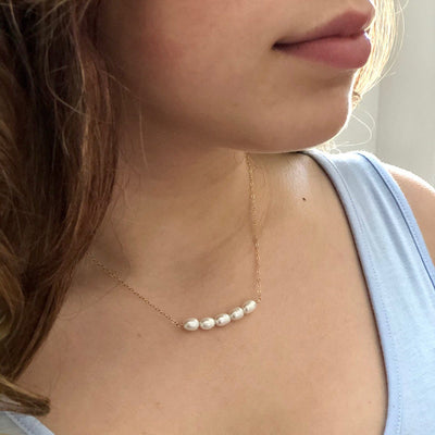 Baby Pearl Necklace